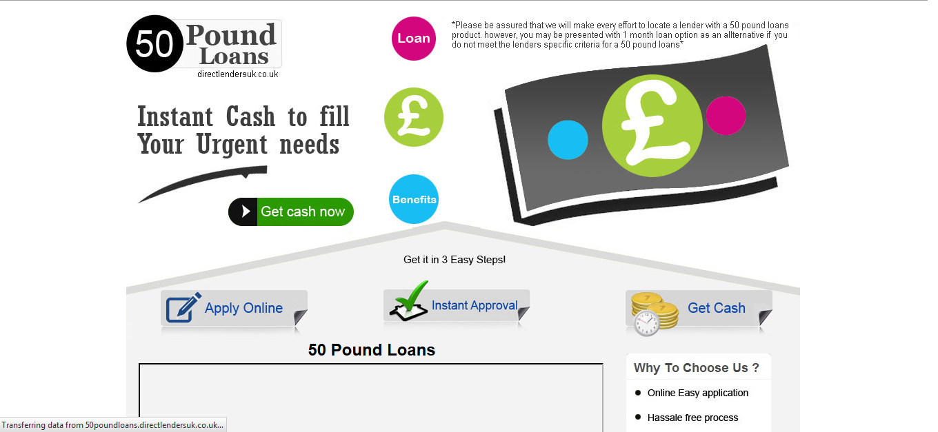 Payday loans and getting a mortgage image 6